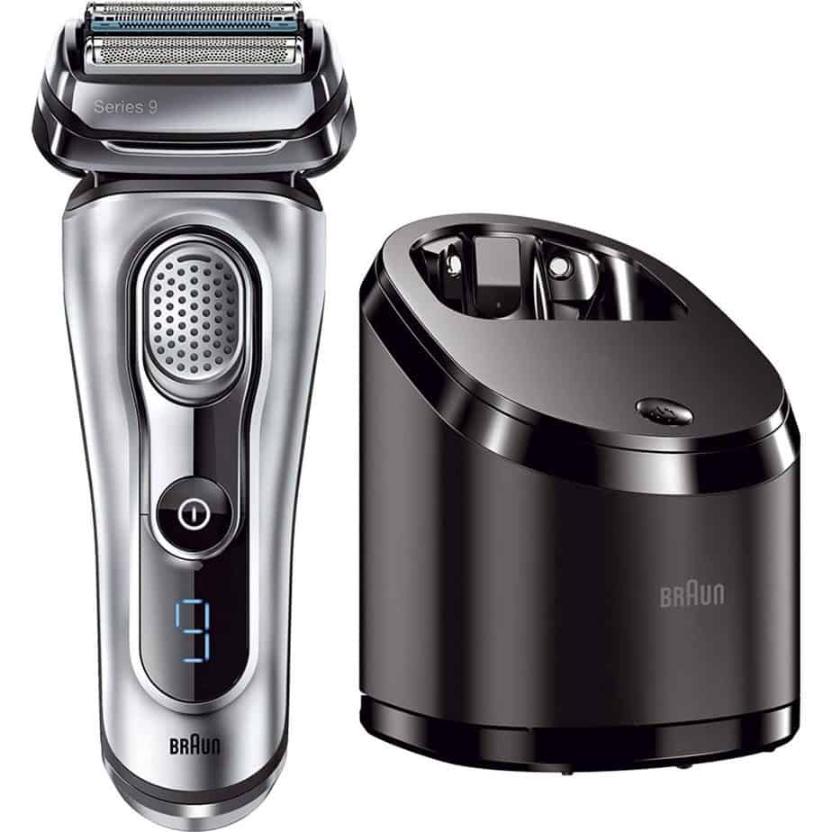 Braun Series 9 9090cc Men's Electric Foil Shaver