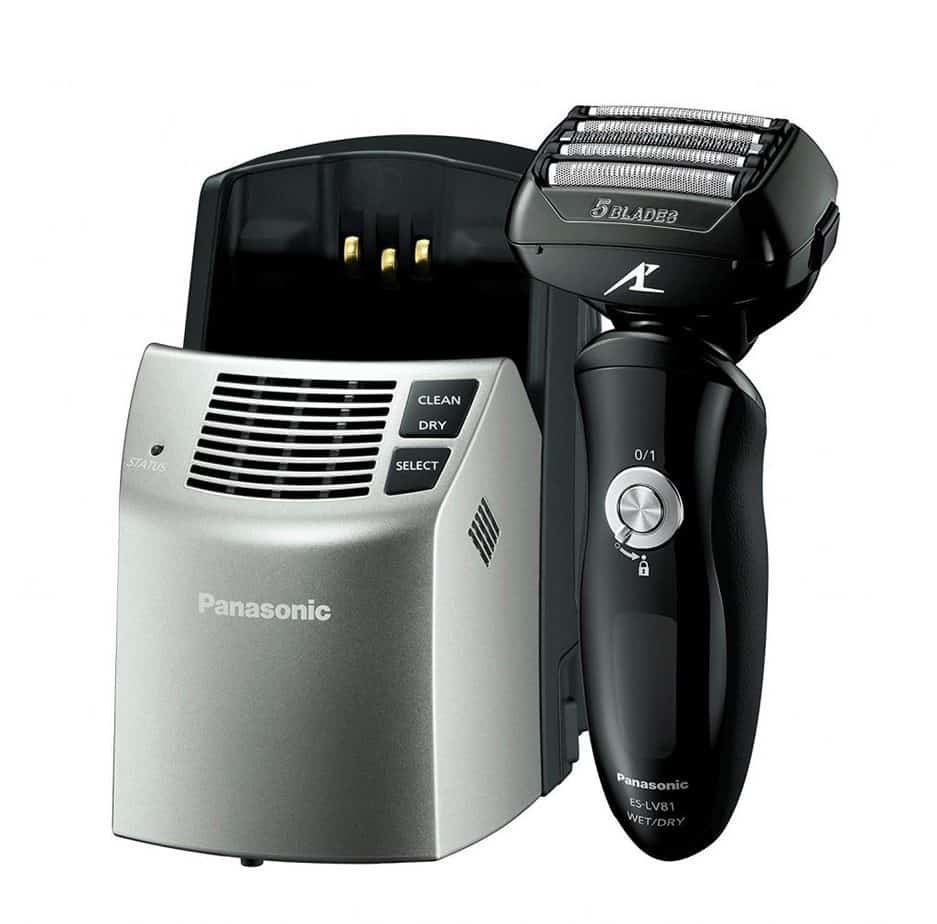 Panasonic ES-LV81-K Arc5 Men's Electric Razor